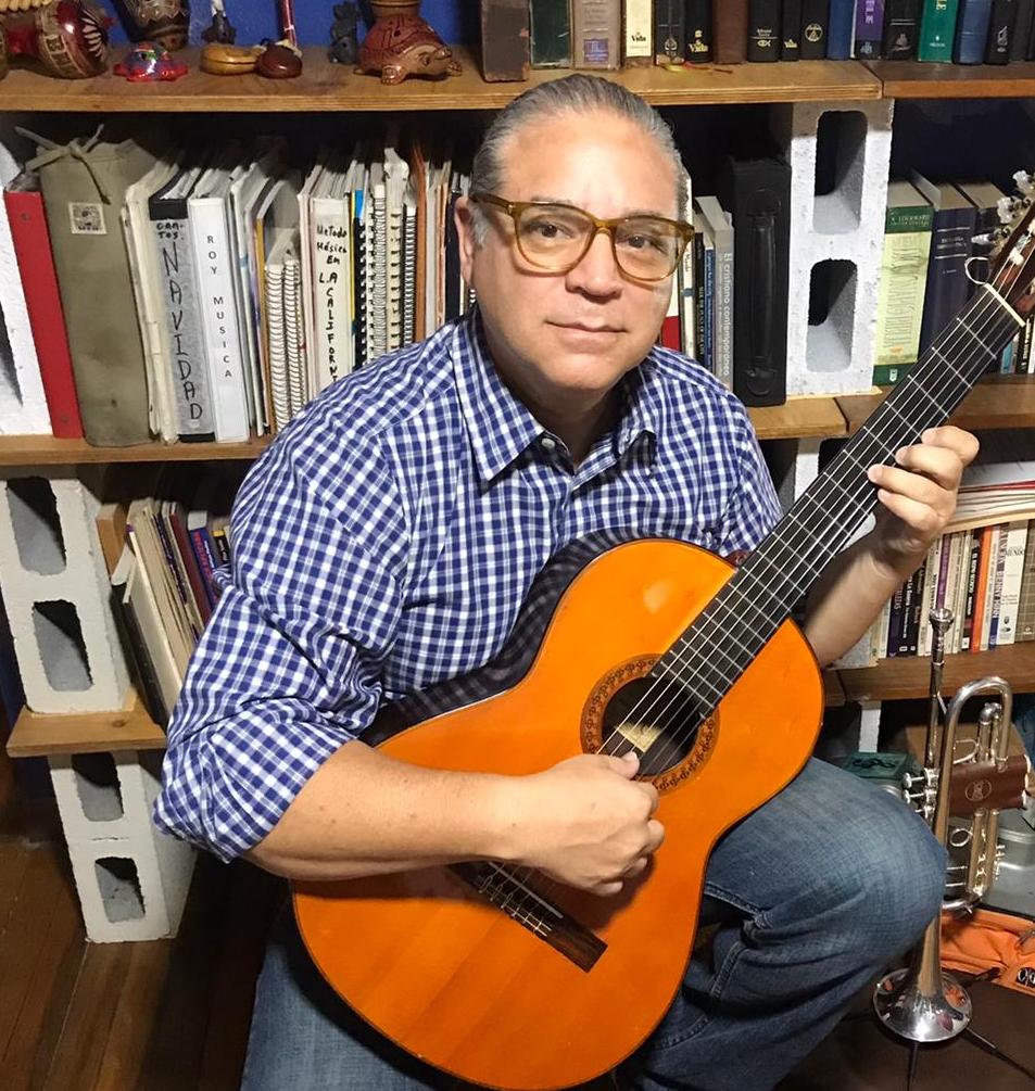 Reverendo Roy Palavicini Rojas